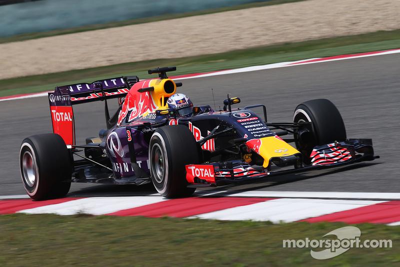 El Red Bull Racing RB11 2015