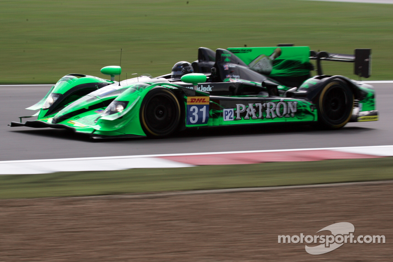 #31 Extreme Speed Motorsports HPD ARX 03B - HPD: Ed Brown, Johannes van Overbeek, Jon Fogarty