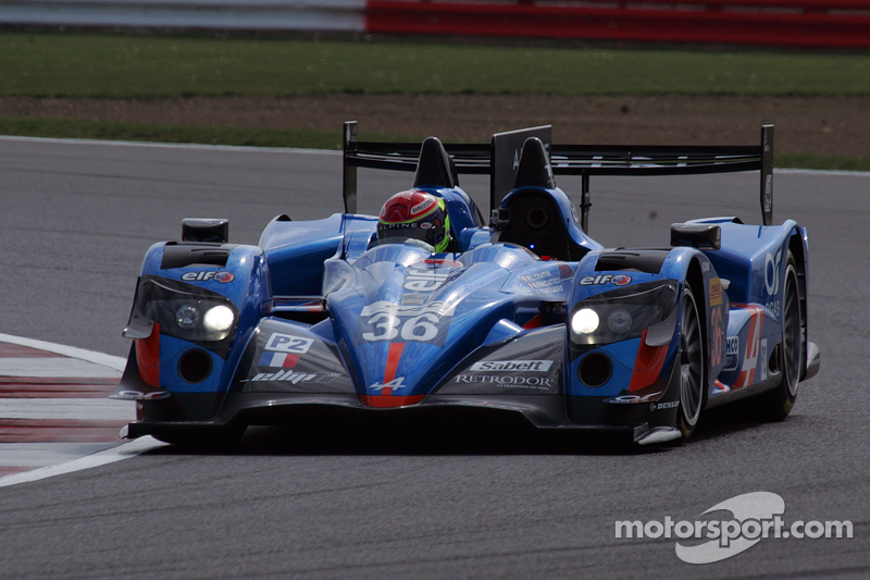 #36 Signitech, Alpine A450b - Nissan:  Nelson Panciatici, Paul Loup Chatin, Vincent Capillaire