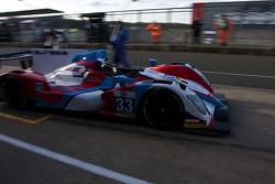 #33 Eurasia Motorsport, Oreca O3R Nissan: Pu Jun Jin, Nick de Bruijn