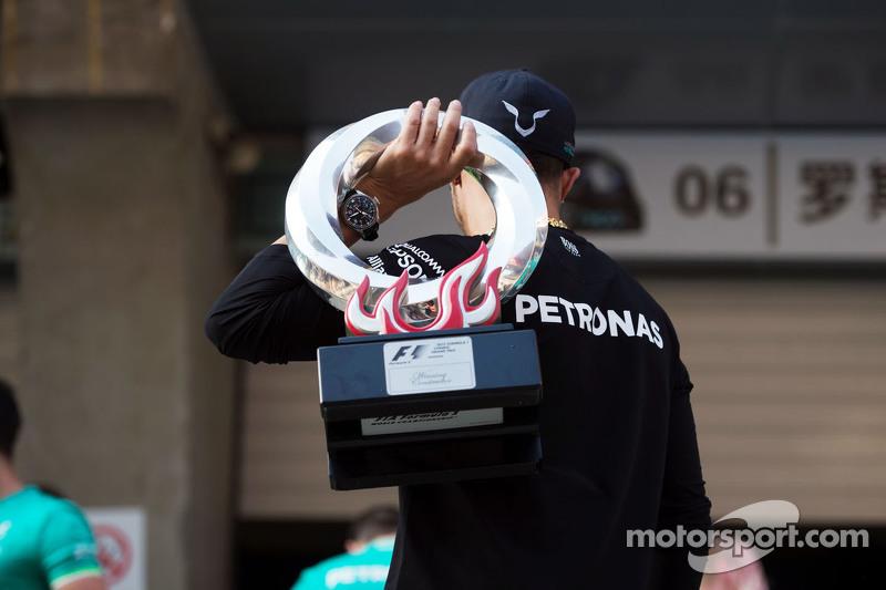 35- Gran Premio de China 2015, Mercedes