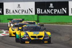 #77 BMW Sports Trophy Team Brasil, BMW Z4: Valdeno Brito, Atila Abreu, Ricard Sperafico