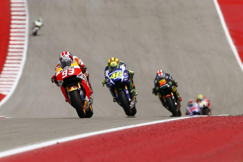 #46: Amerika 2015 - Austin (MotoGP)