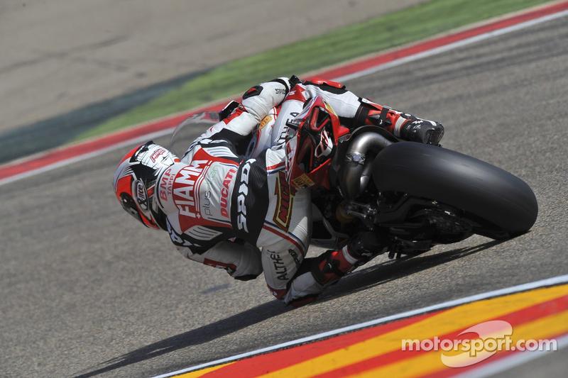 Nico Terol, Althea Racing