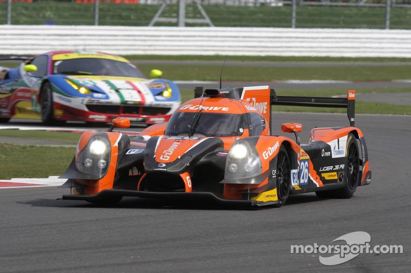 #26 G-Drive Racing, Ligier JS P2 Nissan: Roman Rusinov, Julien Canal, Sam Bird