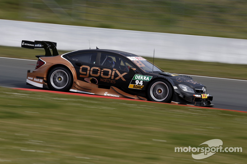 Robert Wickens, HWA AG, Mercedes-AMG C63 DTM
