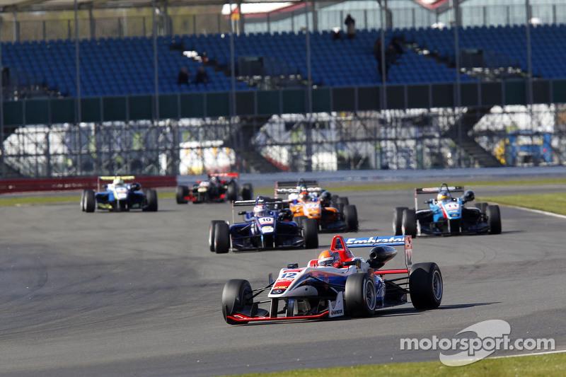 Pietro Fittipaldi, Fortec Motorsports Dallara F312 梅赛德斯-奔驰