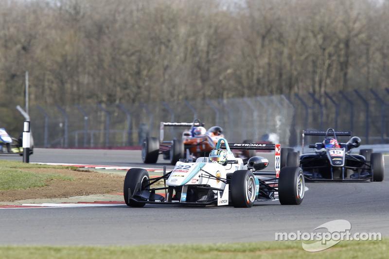 Nabil Jeffri, Motopark Dallara F312 大众