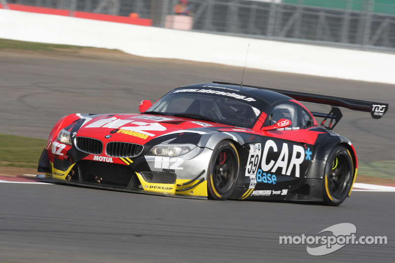 #59 TDS Racing,宝马Z4: Eric Dermont, Franck Perera, Dino Lunardi