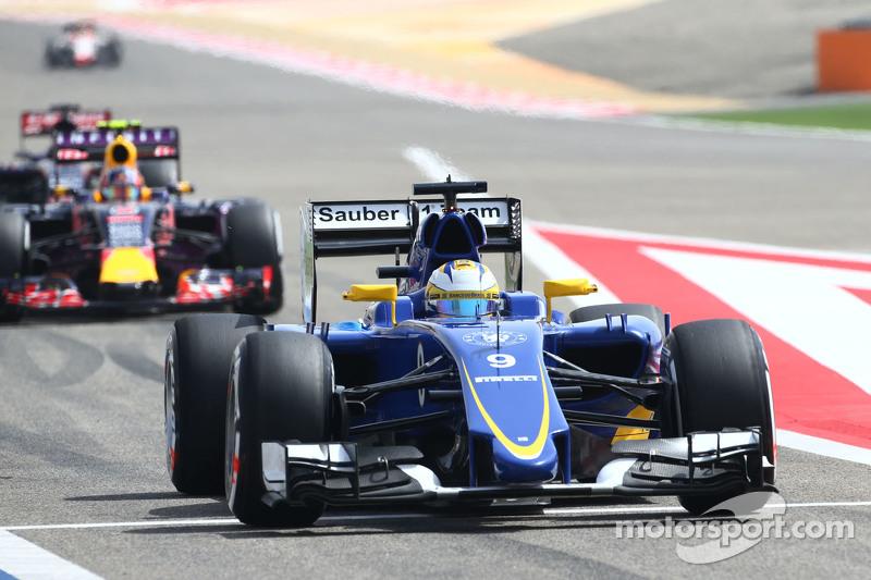 Marcus Ericsson Sauber C34