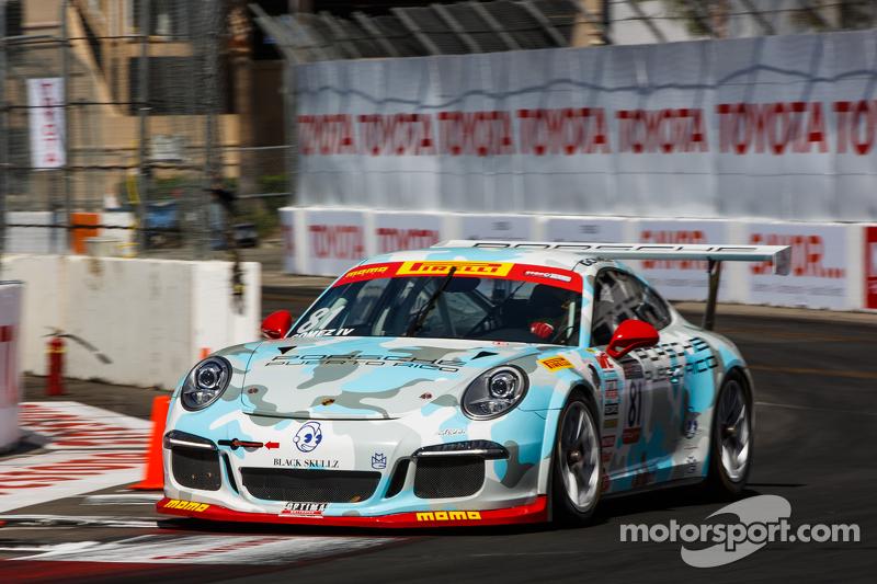 #81 Porsche San Juan Porsche 911 GT3 Cup: Victor Gomez