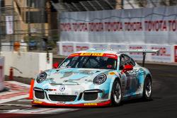 #81 Porsche San Juan Porsche 911 GT3 Cup: Victor Gómez