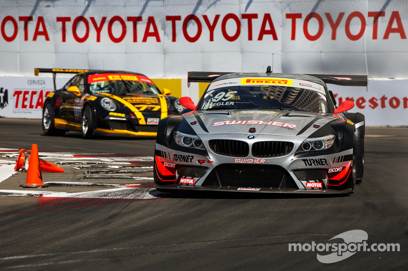 #95 Turner Motorsport,宝马E89 Z4 GT3: Bill Ziegler