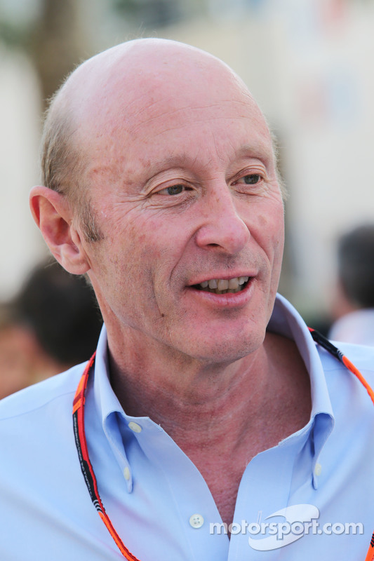 Donald Mackenzie, CVC Capital Partners