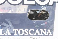 Gaston Mazzacane, Coiro Dole Racing Chevrolet forme F1 driver