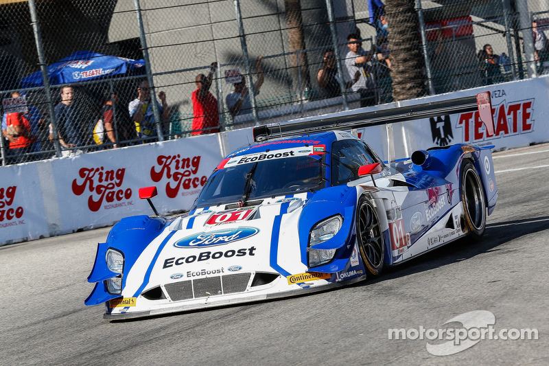 #01 Chip Ganassi, Ford/Riley: Scott Pruett, Joey Hand