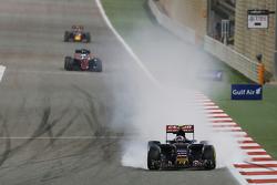 Carlos Sainz Jr., Scuderia Toro Rosso STR10 bloqueo de frenos