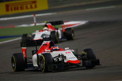 Уилл Стивенс, Manor F1 Team и напарник по команде Роберто Мери, Manor F1 Team