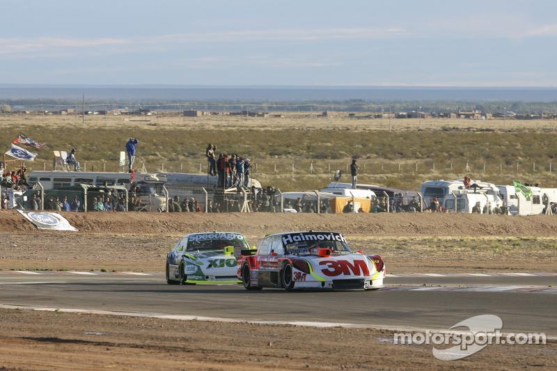 Маріано Вернер, Werner Competicion Ford Агустін Канапіно, Jet Racing Chevrolet