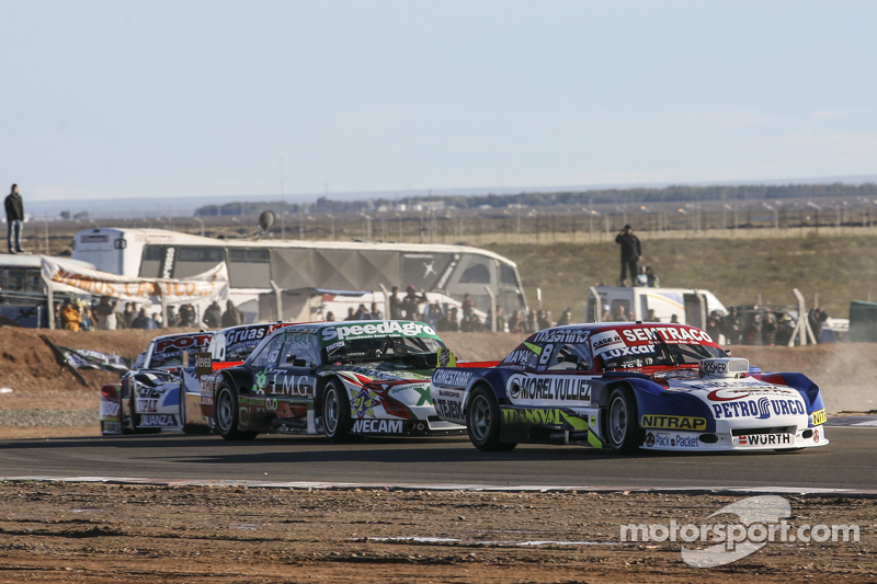 Juan Martin Trucco, JMT Motorsport, Dodge, und Norberto Fontana, Laboritto Jrs, Torino