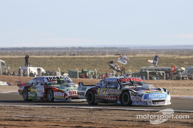 Martin Serrano, Coiro Dole Racing, Dodge, und Mariano Altuna, Altuna Competicion, Chevrolet