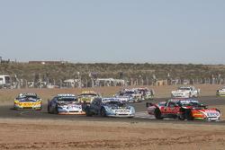 Guillermo Ortelli, JP Racing Chevrolet Martin Ponte, RUS Nero53 Racing Dodge Christian Ledesma, Jet