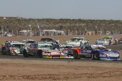 Matias Rodriguez, UR Racing Dodge Camilo Echevarria, Coiro Dole Racing Torino Facundo Ardusso, Trott
