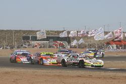 Juan Marcos Angelini, UR Racing Dodge Jonatan Castellano, Castellano Power Team Dodge Guillermo Orte