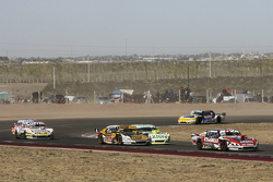 Matias Rossi, Donto Racing, Chevrolet; Leonel Pernia, Las Toscas Racing, Chevrolet; Agustin Canapino, Jet Racing, Chevrolet, und Juan Marcos Angelini, UR Racing, Dodge