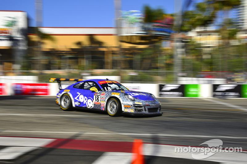 #18 TruSpeed Autosport Porsche 911 GT3 Cup: Phil Fogg Jr.