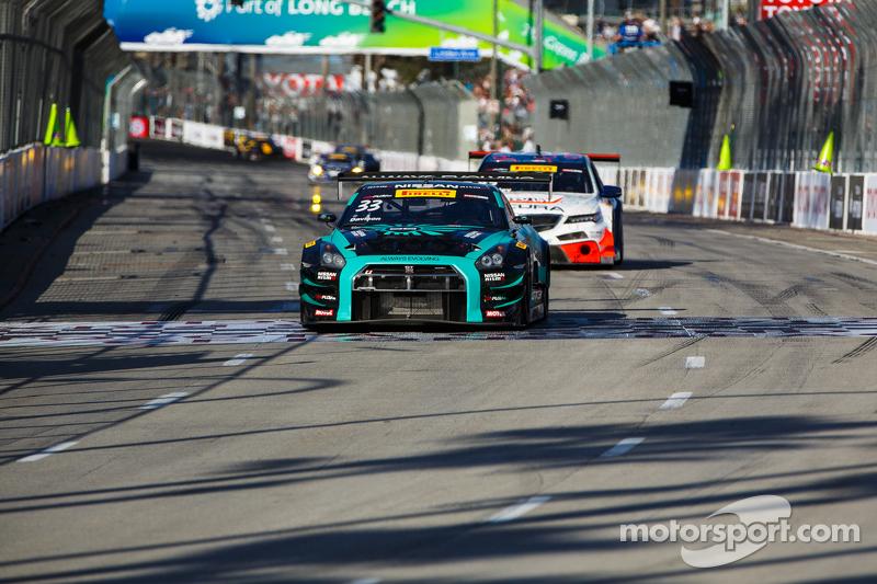 #33 Always Evolving Racing, Nissan GT-R-GT3: James Davison