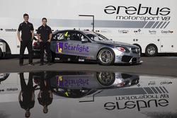 Jack Le Brocq unterschreibt Erebus Motorsports