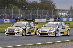 Dave Newsham and Josh Cook, Power Maxed Racing