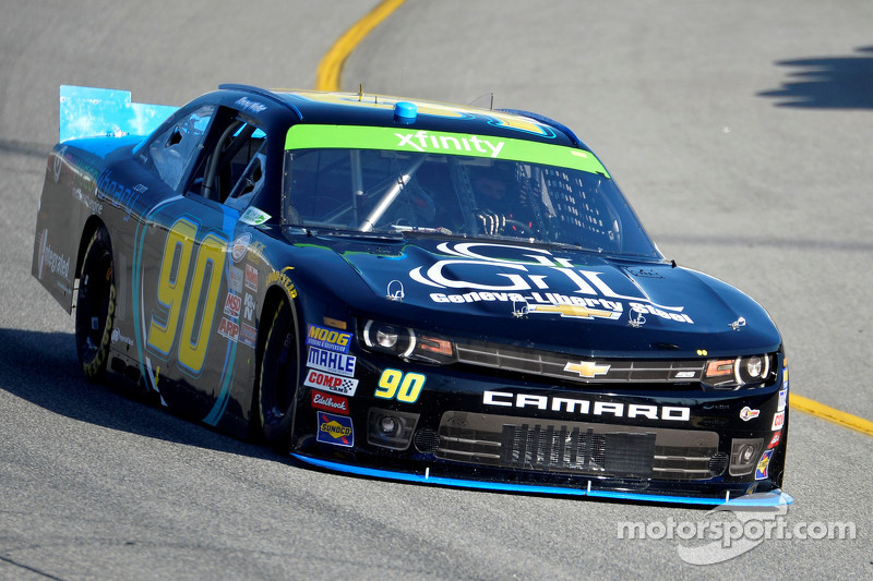 Маріо Госселін, King Autosport Chevrolet