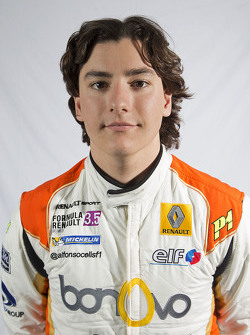 Alfonso Celis Jr, AVF Team
