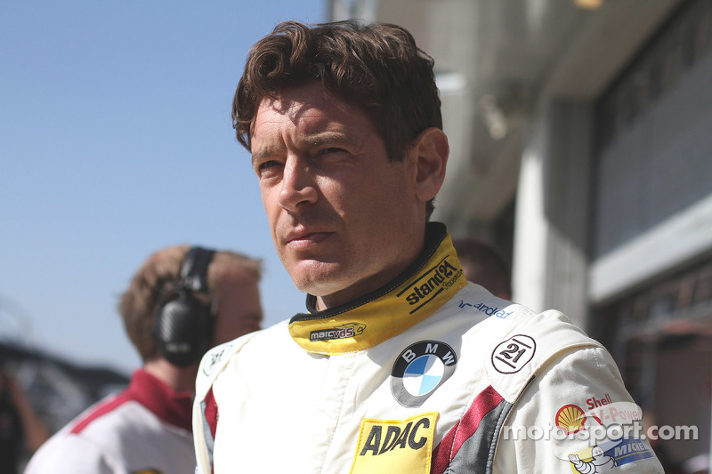 Richard Westbrook, BMW Sports Trophy Team Marc VDS