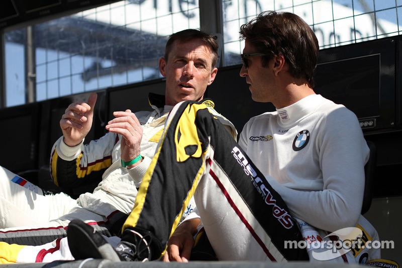 Dirk Adorf und Lucas Luhr, BMW Sports Trophy Team Marc VDS