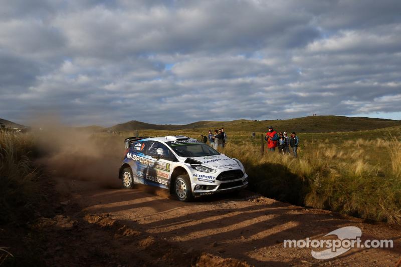 Ott Tanak - Raigo Molder, Ford Fiesta Rs Wrc, M-Sport World Rally Team