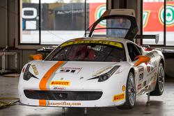 #91 Ferrari of Long Island Ferrari 458: Anthony Imperato