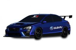 Subaru Impreza TCR