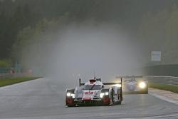 #7 Audi Sport Team Joest R18 e-tron quattro Marcel Fassler, Andre Lotterer, Benoit Tréluyer