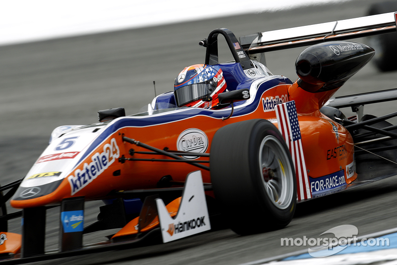 Santino Ferrucci, kfzteile24 Mucke Motorsport, Dallara F313