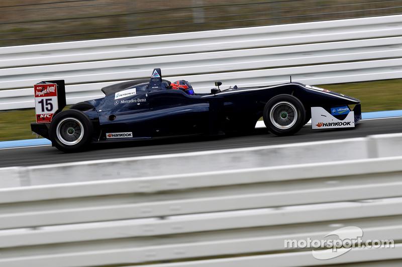 Ніколас Бір, Eurointernational, Dallara F312