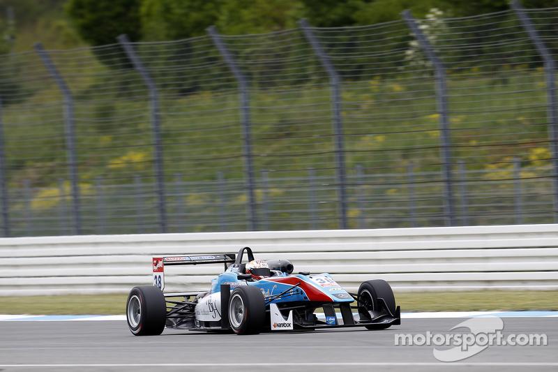 Raoul Hyman, Team West-Tec F3, Dallara F313