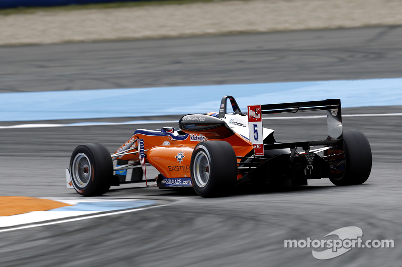 santino ferrucci kfzteile24 mucke motorsport dallara f312 at hockenheim. Black Bedroom Furniture Sets. Home Design Ideas