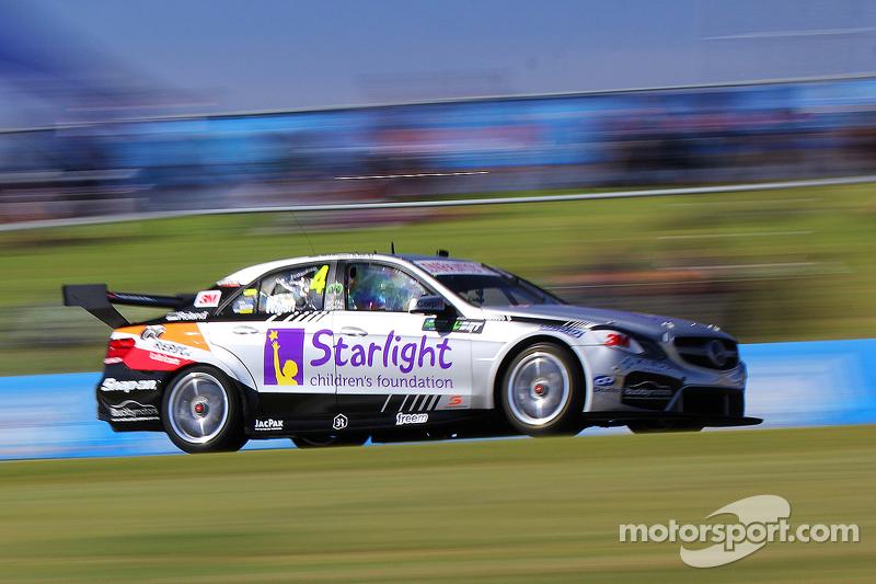 Ashley Walsh, Erebus Motorsports Mercedes
