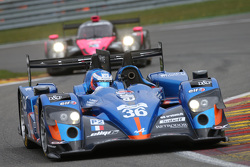 #36 Signatech, Alpine Alpine A450B Nissan: Paul-Loup Chatin, Nelson Panciatici, Vincent Capillaire