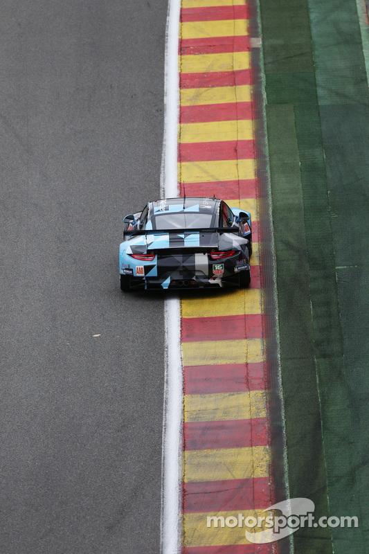#77 Dempsey Racing Proton, Porsche 911 RSR: Patrick Dempsey, Patrick Long, Marco Seefried