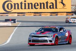 #6 Stevenson Motorsports,雪佛兰科迈罗Z/28.R: Robin Liddell, Andrew Davis