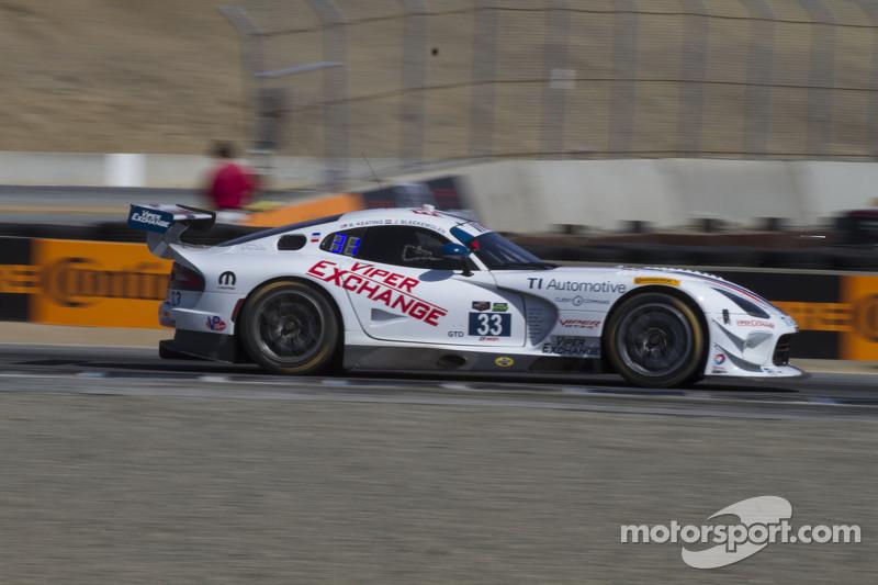 #33 Riley Motorsports, SRT Viper GT3-R: Ben Keating, Jeroen Bleekemolen